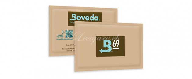 Boveda large humidity Pack 69%