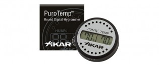 Hygrometer Xikar  Round...
