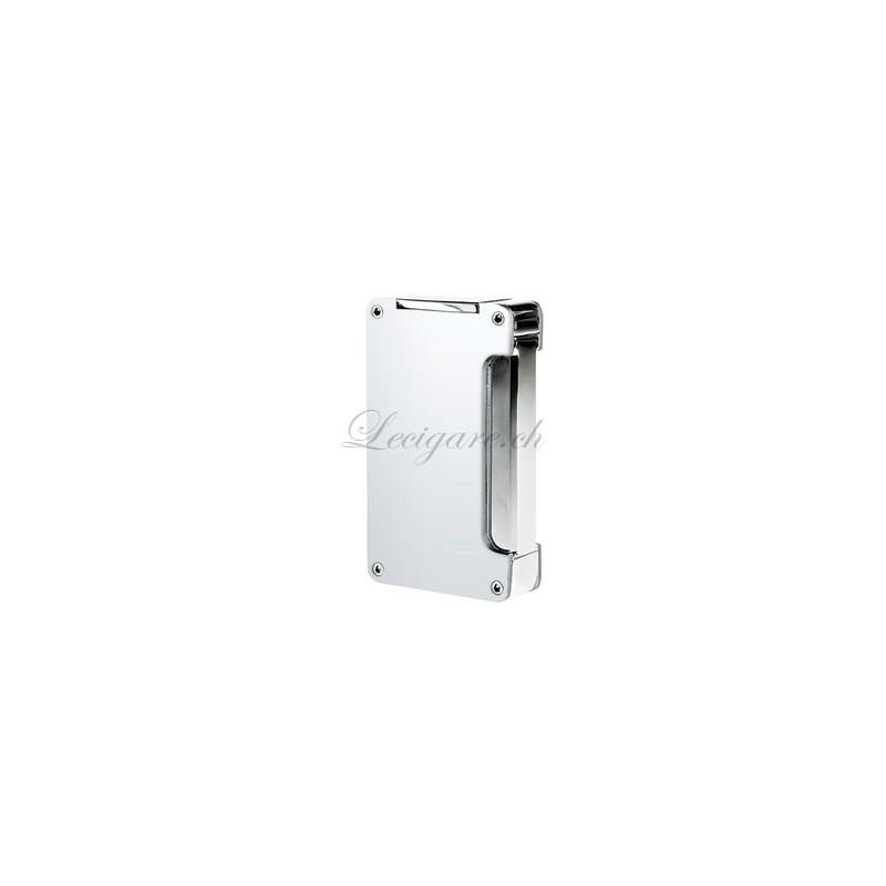 Briquet Adorini Jet flame - Blanc