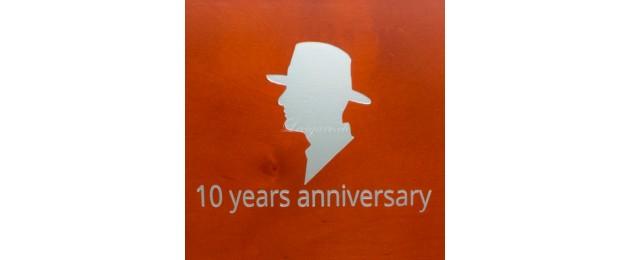 Gilbert de Montsalvat 10 Years Anniversary