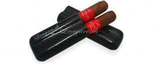 Etui à cigares en carbone Lecigare - 2 cigares