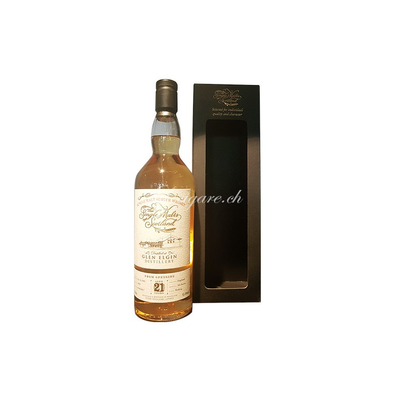 Glen Elgin 21 ans 1995 Hogshead