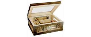 Cave à cigares Adorini Torino Cedro - Deluxe
