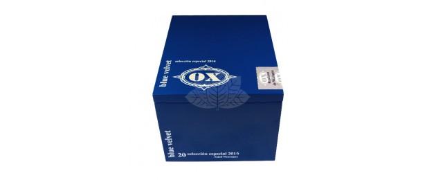 OX Blue Velvet