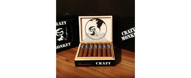 Crazy Monkey Big Robusto