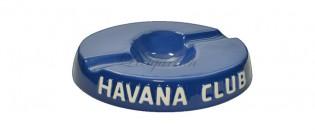 Cendrier Havana club El Socio bleu