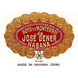 Cuban cigars Hoyo de Monterrey, chosen by Zino Davidoff