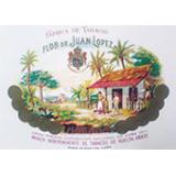 Cigares Cubains Juan Lopez à la pièce ou en cabinet de 25 ou 50